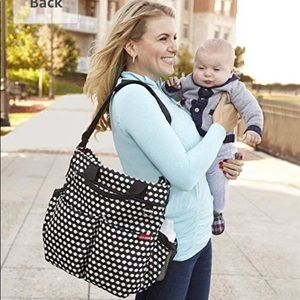 Skip Hop Diaper Bag Connected Dot $64